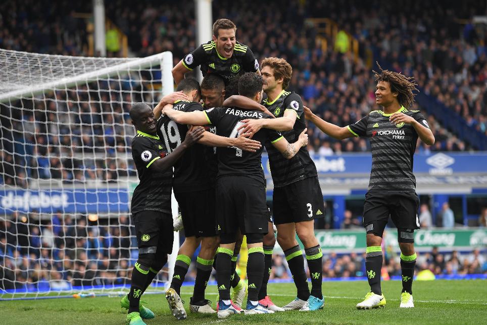 Chelsea wygrywa z bezzębnym Evertonem