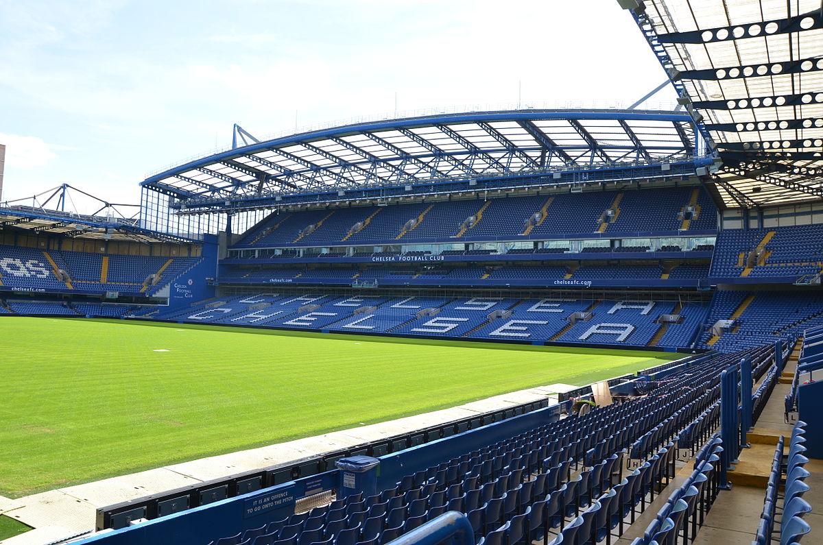 Chelsea Londyn – historia stadionu