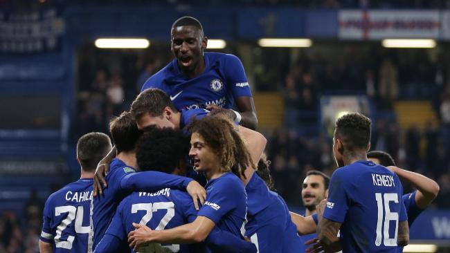 Chelsea w kolejnej rundzie Carabao Cup