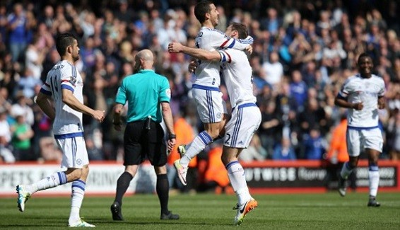 The Blues skromnie wygrywają z Bournemouth